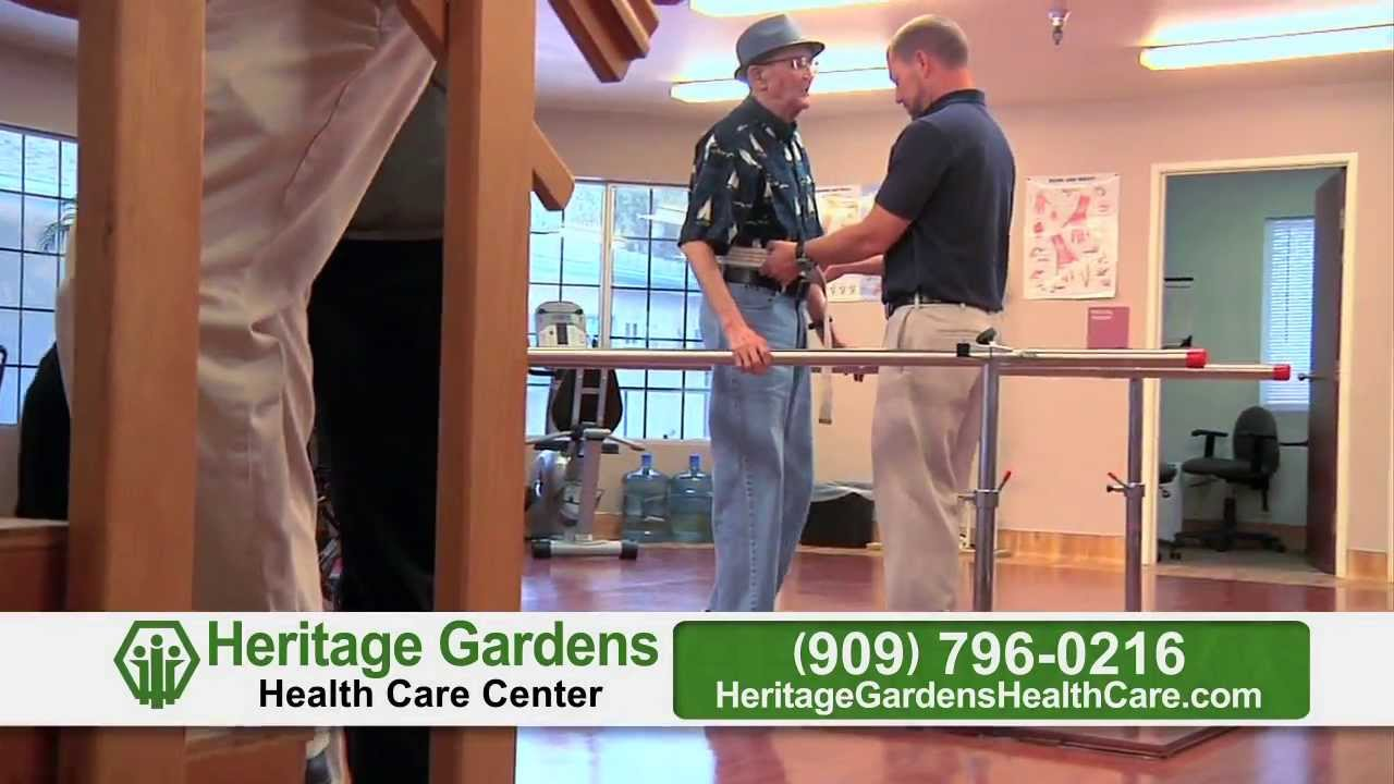 Heritage Gardens Health Care Center, Loma Linda, CA - YouTube