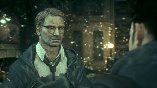 Batman: Arkham Knight - Rescuing firefighters with the free roam mod