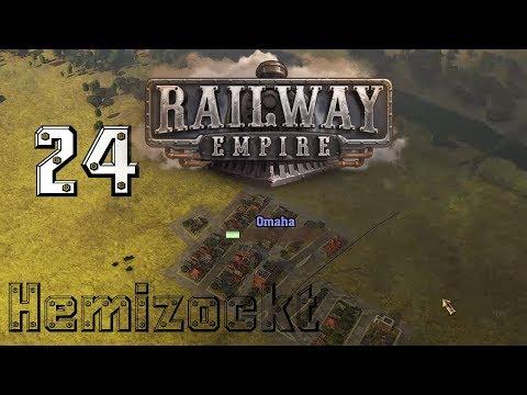 Railway Empire S01/E24 🚂: 100 Passgiere nach Omaha - Let´s Play[german/deutsch]