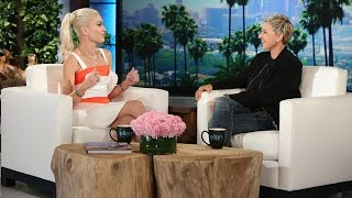 Gwen Stefani on Wedding Plans and Touring with Her Sons by : TheEllenShow