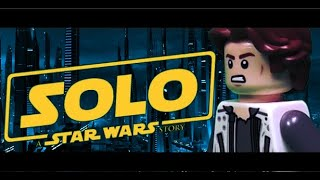 LEGO Solo Star Wars Story(Short-Film)