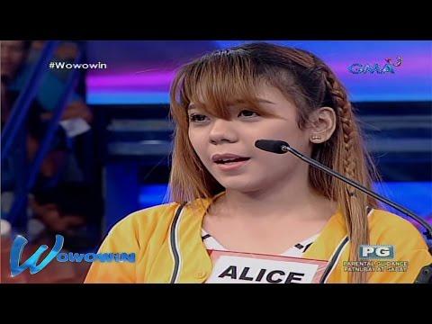 Wowowin: Talented na bunso, pinag-aral ang ate na nasa kolehiyo
