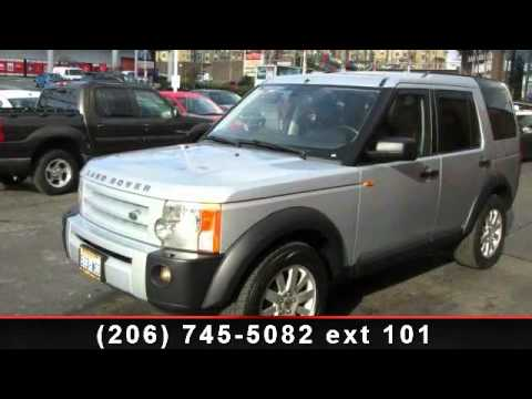 2006 land rover lr3 first national fleet and lease seat youtube. Black Bedroom Furniture Sets. Home Design Ideas
