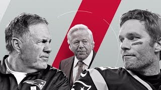 Patriots power struggle between Tom Brady and Bill Belichick starting to show | ESPN The Magazine