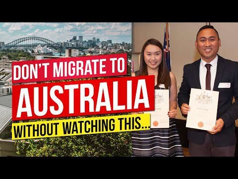MIGRATE TO AUSTRALIA | Expectation VS Reality | How To Migrate To Australia