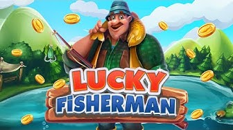 Lucky Fisherman Video Slot  Game By Skywind Group