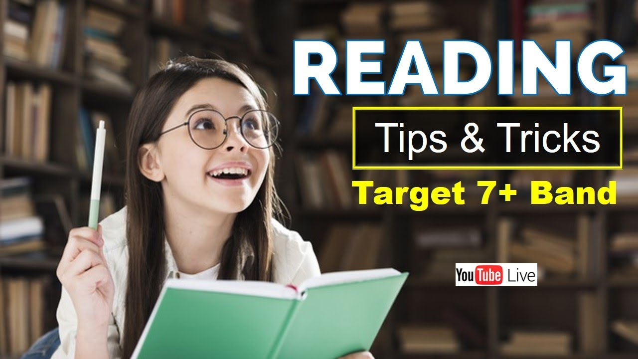 Reading Tips and Tricks