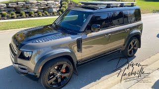 Detailed POV 2021 Land Rover Defender 110 X Review - Incredible 🔥Spec & Worthy of SUV of The Year