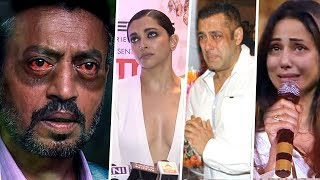 All Bollywood Celebs Emotional Reply On Irfan Khan's SHOCKING Condition