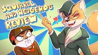 What the HELL is Squirrel and Hedgehog The North Korean Propaganda Cartoon