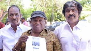 Comedy Actor Senthil upset over death rumours, files police complaint