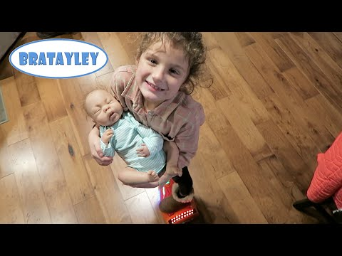 Hoverboarding with a Newborn (WK 261.3)   Bratayley