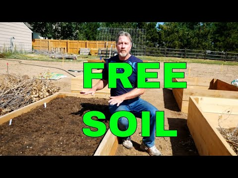 How to Fill a Raised Bed (And Save Money)