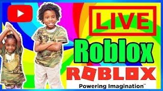 🔴Casuale di gioco Roblox