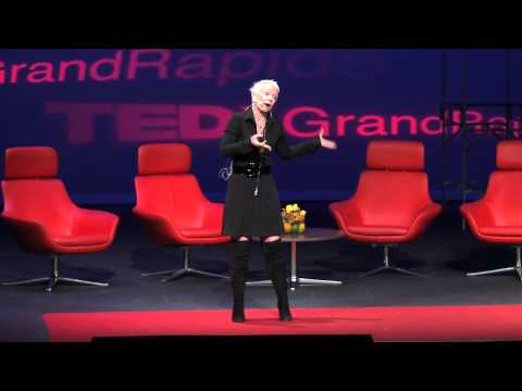 TEDxGrandRapids- Carol Coletta - Innovate: Your City