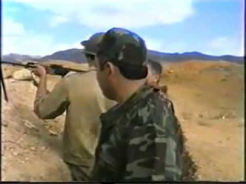Azerbaijani Border Guards in Sadarak, Nakhchivan