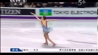 [花样滑冰]阔别两年 金妍儿重回赛场(晨报)