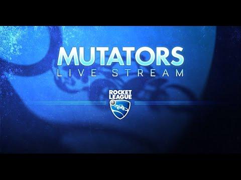 Rocket League® - Developer Stream (Mutators)