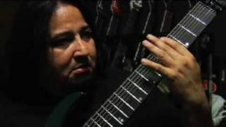 "Dino Cazares from Divine Heresy - Lesson #3 ""Anarchaos"" riff"