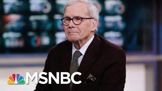 Tom Brokaw Retires After 55 Years At NBC News | Morning Joe | MSNBC