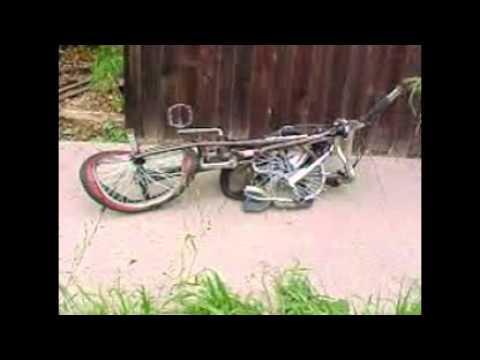 Bumper Mount Bike Rack Youtube