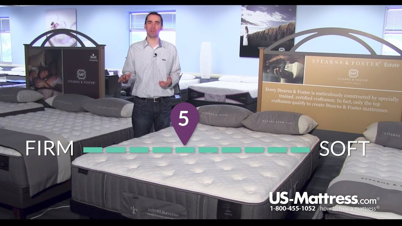 stearns mattress reviews mattresses legacy judith foster and luxury pd firm