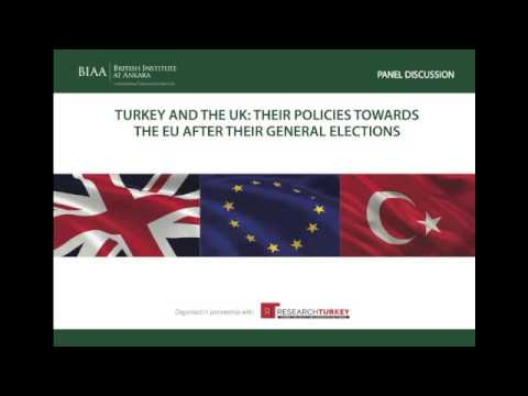 Turkey and the UK: Their Policies towards the EU after their General Elections