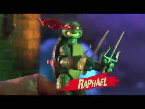 Teenage Mutant Ninja Turtles - Черепашки-Ниндзя