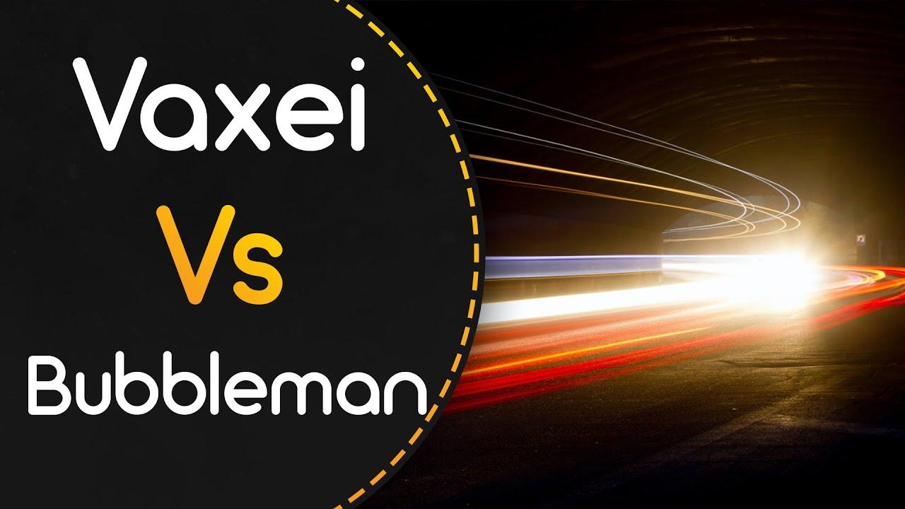 Vaxei vs Bubbleman! // antiPLUR - Speed of Link (ktgster) [299 792 458m/s]