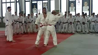 Seminar Judo Berlin Tokyo / Japan Oct 2019 part 1