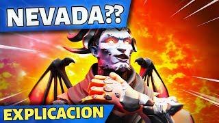NEVADA Is this The Secret Skin of Season 7? (Explanation) - Fortnite Season 8 Theories