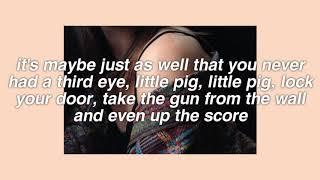 The Fratellis - Getting Surreal (lyrics)