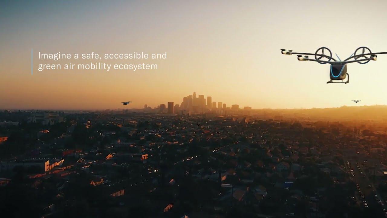 Santos Dumont estaria orgulhoso! Conheça a EVE, o futuro dos voos urbanos.