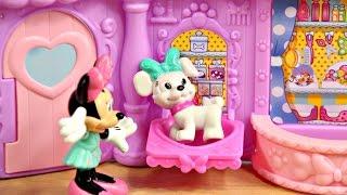 Minnie`s Pet Shop / Butik Dla Zwierzaczków - Minnie Mouse - Fisher-Price - CJG78 - Recenzja
