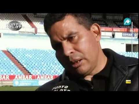 """Fernando Cáceres: """"Si no me para la bala, no me para nadie"""""""