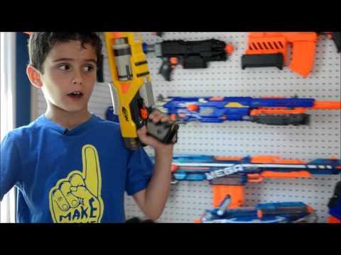 NSJ gun collection HD