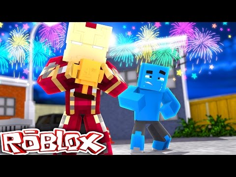 ROBLOX - IRONMAN IS THE BEST EVER AT ROBLOX