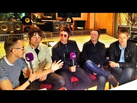 Beady Eye Interview at Abbey Road