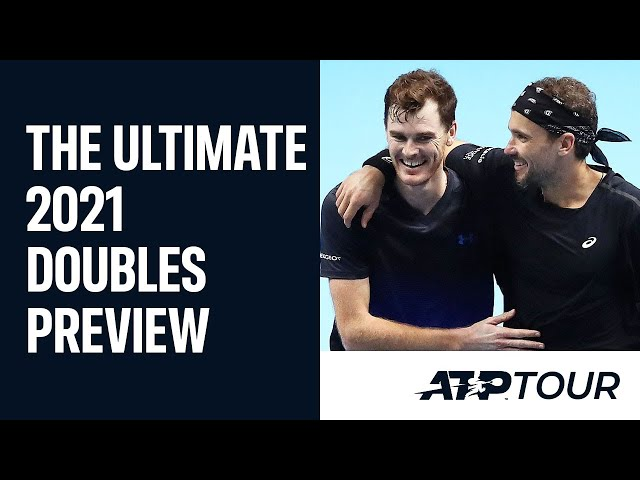 2021 ATP Tour Doubles Preview