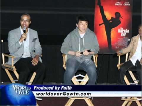 World Over - Raymond Arroyo with Abp Chaput, Card Wuerl, DeVon Franklin - 07-21-2011