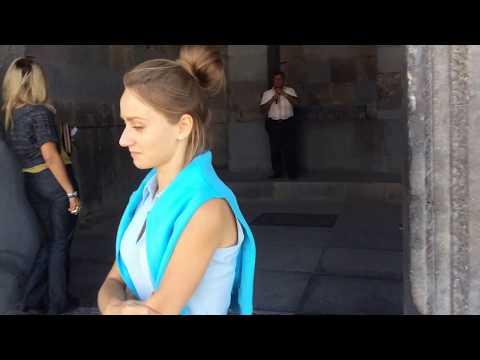 Армянский народный инструмент Дудук в Гарни.
