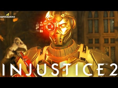 """AMAZING MATCH VS OFFENSIVE DEADSHOT - Injustice 2 """"Power Girl"""" Gameplay"""
