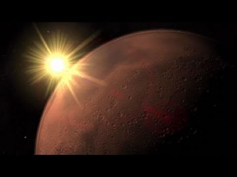Searching for Life on Mars - KQED QUEST