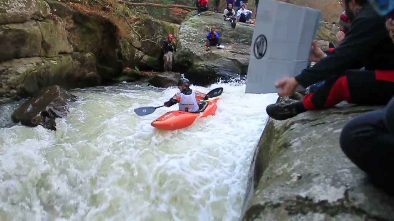 2012 Green River Extreme Kayak Race: Highlight Reel