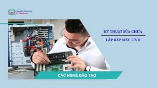Giới thiệu khoa Công nghệ Thông tin - Cao đẳng Công nghệ cao Đồng An