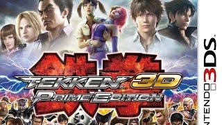 Tekken 3D Prime Edition Gameplay {Nintendo 3DS} {60 FPS} {1080p}
