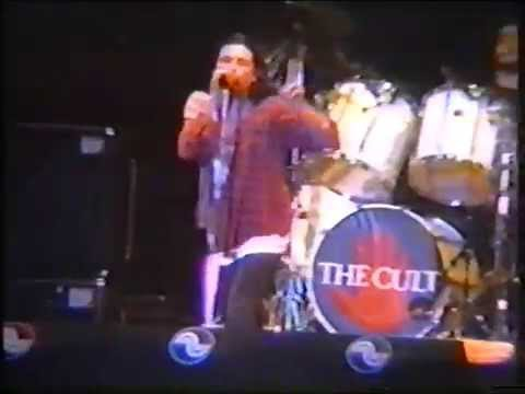 The Cult - Live @ Pinkpop (1992)