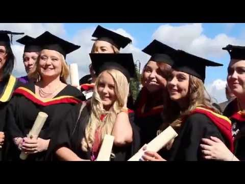 University of Bolton - Graduation 2016
