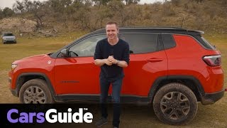Jeep Compass 2017 review | first drive video