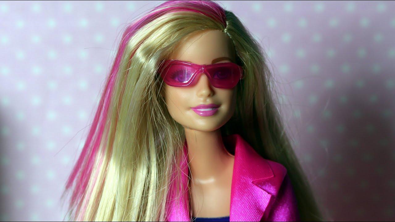 barbie agent